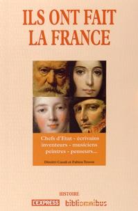 Dimitri Casali et Fabien Tesson - Ils ont fait la France.
