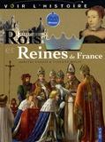 Dimitri Casali et Vincent Rolin - Rois et Reines de France. 1 DVD