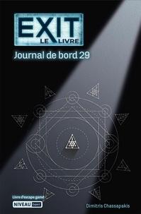 Ebook téléchargement gratuit pour mobile Journal de bord 29 par Dimitri Chassapakis 9782017105824