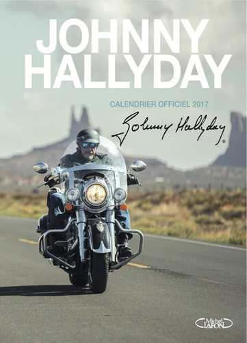 Calendrier 2020 Johnny Hallyday Officiel.Calendrier Officiel Johnny Halliday Grand Format