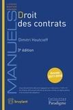 Dimitri Houtcieff - Droit des contrats.