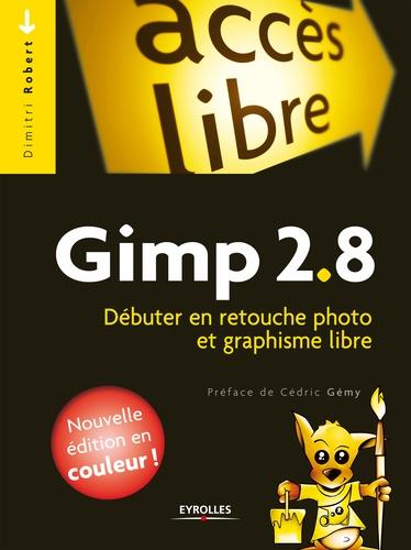 Gimp 2.8 - 9782212244069 - 14,99 €