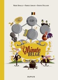 Dimitri Ryelandt et Fabrice Armand - La minute belge.