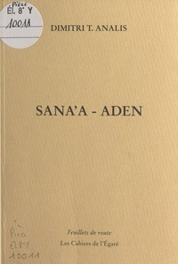 Dimitris T. Analis - Sana'a-Aden.