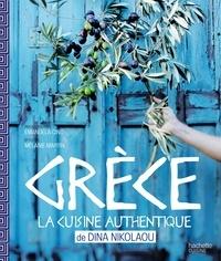 Dina Nikolaou - Grèce - La cuisine authentique de Dina Nikolaou.