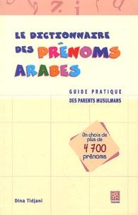 Le dictionnaire des prénoms arabes.pdf