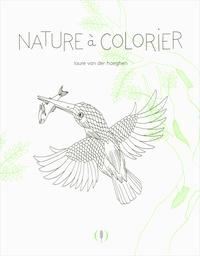 Dina Van der Haeghen - Nature à colorier.