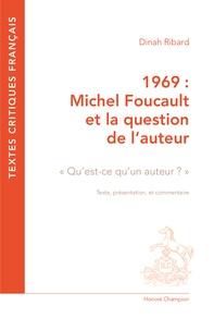 1969 : Michel Foucault et la question de lauteur - Quest-ce quun auteur ?.pdf