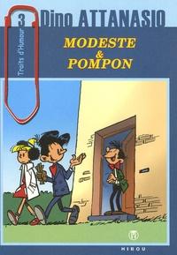 Dino Attanasio - Modeste & Pompon.