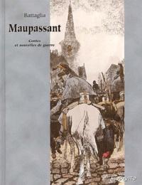 Dino Battaglia et Guy de Maupassant - .