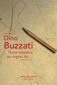 Rhonealpesinfo.fr Nous sommes au regret de... Image