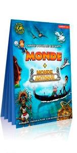 Rhonealpesinfo.fr Cartes pour les enfants - Monde + Monde antique Image