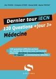 Dino Tikvesa et Christophe Leydier - Dernier tour iECN - 120 questions isolées médecine.