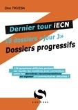 Dino Tikvesa - Dernier tour iECN - 18 dossiers progressifs.