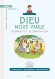 Diocèse de Tarbes et Lourdes et Frédéric Hubert - Dieu nous parle, Année 1 - Documents de l'accompagnateur. 1 CD audio