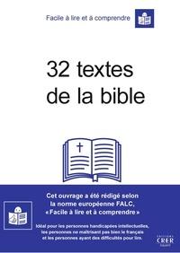 Diocèse de Toulouse - 32 textes de la Bible - Facile à lire et à comprendre.