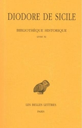 Diodore de Sicile - Bibliothèque historique - Tome 6, Livre 11-408.