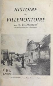 Diogène Bellancourt - Histoire de Villemontoire.