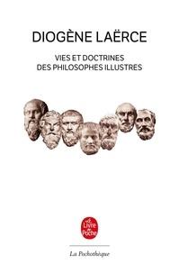 Diogène Laërce - Vies et doctrines des philosophes illustres.