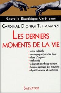 Dionigi Tettamanzi - Les derniers moments de la vie.