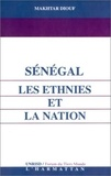 Diouf - Sénégal, les ethnies et la nation.