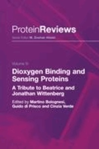 Martino Bolognesi - Dioxygen Binding and Sensing Proteins - A Tribute to Beatrice and Jonathan Wittenberg.