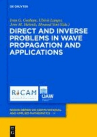 Direct and Inverse Problems in Wave Propagation and Applications.