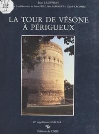 Direction du Patrimoine du Min et Jean Lauffray - La tour de Vésone à Périgueux - Temple de Vesunna Petrucoriorum.