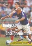 Direction technique nationale et  Fédération Française de Foot - Analyses & Enseignements - L'Euro 2004 vu par les Entraîneurs Nationaux.