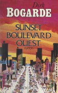 Dirk Bogarde et Hortense Chabrier - Sunset boulevard ouest.