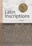 Dirk Booms - Latin Inscriptions.