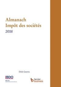 Galabria.be Almanach impôt des sociétés Image