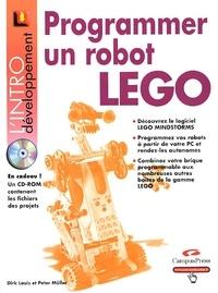 Dirk Louis et Peter Müller - Programmer un robot Lego. 1 Cédérom