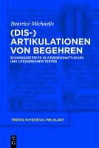 (Dis-)Artikulationen  von Begehren - Schweigeeffekte in wissenschaftlichen und literarischen Texten.