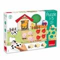 DISET FRANCE - Goula puzzle 1-5