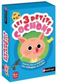 DISET FRANCE - Jeu de cartes Les trois petits cochons