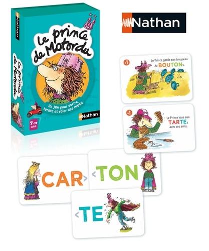 DISET FRANCE - Jeu de cartes Motordu