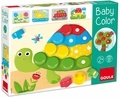 DISET FRANCE - jeu de mosaïque en bois Baby Color de GOULA