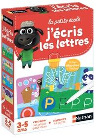 DISET FRANCE - Jeu La petite école- J'écris les lettres