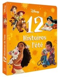 Disney - 12 histoires de l'été.