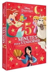 Disney - 12 histoires de Princesses à l'aventure.