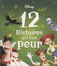 Disney - 12 histoires qui font peur.