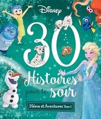 30 histoires pour le soir Héros et aventures - Tome 2.pdf