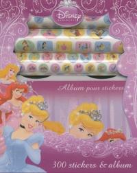 Disney - 300 stickers & album Disney Princess.