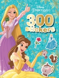 Disney - 300 stickers Disney princesses.
