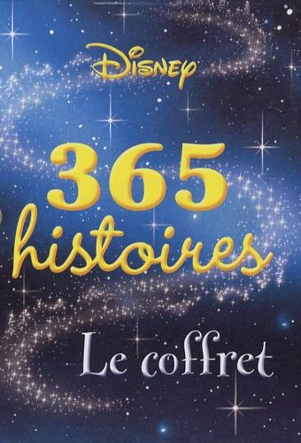 Disney - 365 histoires - Coffret en 2 volumes.