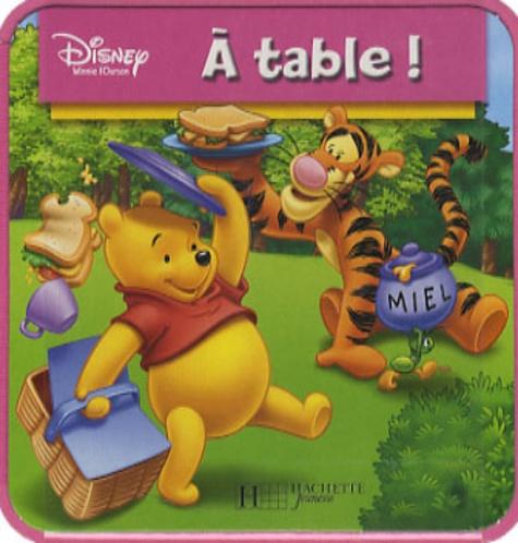 Disney - A table !.