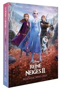 Disney - Agenda La Reine Neiges II.