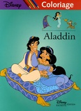 Disney - Aladdin - Coloriage.