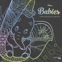 Disney - Babies - Cartes magiques à gratter.